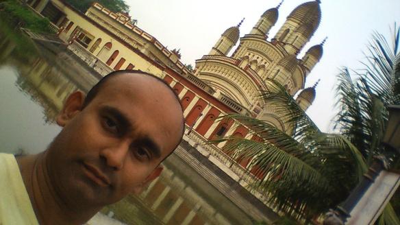 Dakshineshwar Kali mandir,Kolkatta