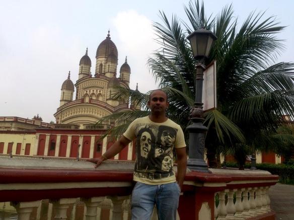 Dakshineshwar Kali temple,Kolkatta