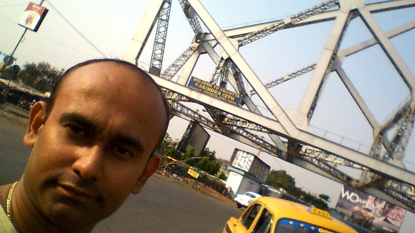 howrah bridge .rabindra sethu