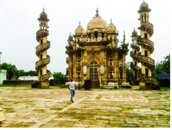 Mahabath Maqbara,Junagarh,Gujrath