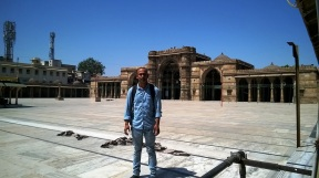 Shahi mosque Ahmedabad Gujrat
