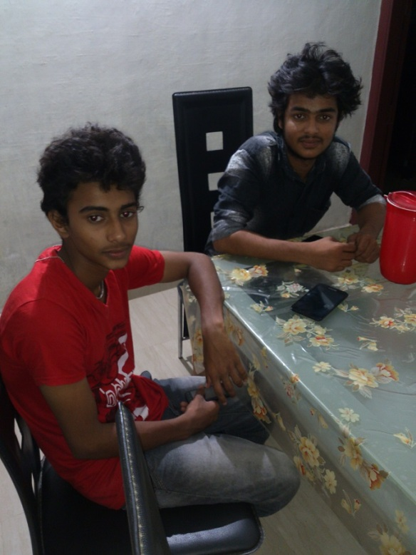 rathul and shaiju krishnan
