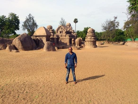 mahabalipuram panch ratha