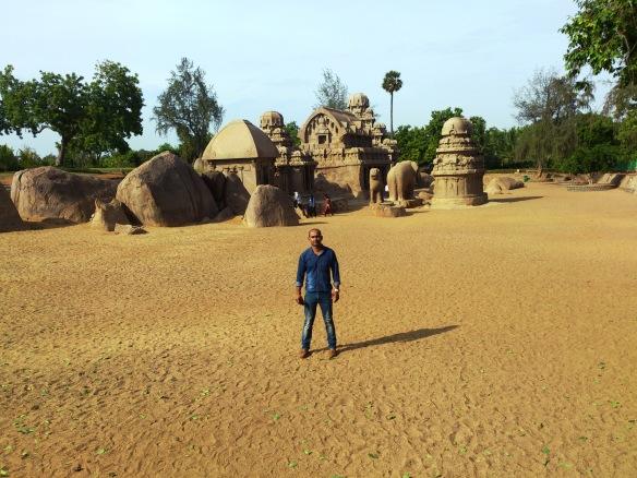 panch rata mammallapuram