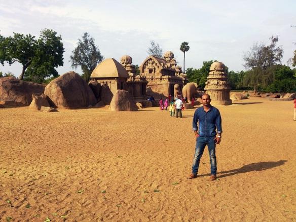 panch rath mahabalipuram