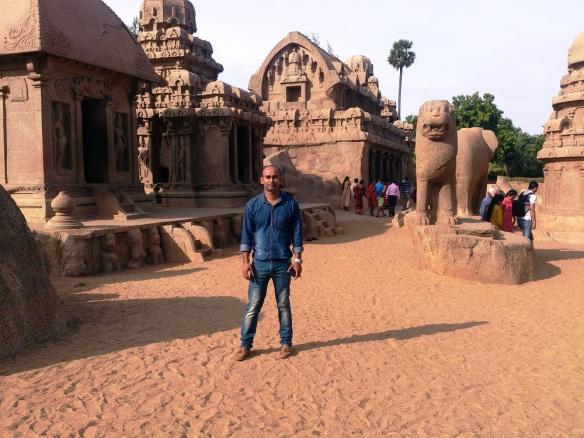 panch rathas mamallapuram