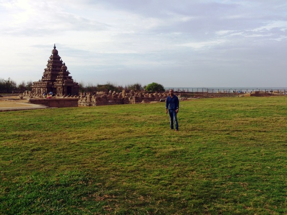 seashore temple mahabalipuram tn