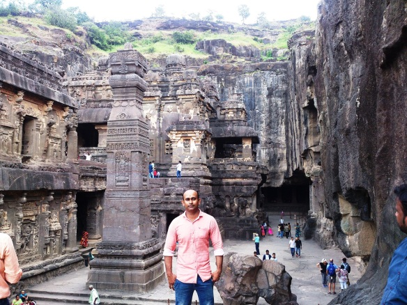 ellora caves maharatra
