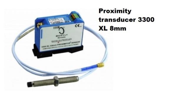 bn 3300 XL 8mm proximity transducer system k