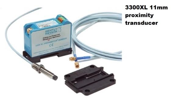 bn 3300XL 11mm proxity transducer k