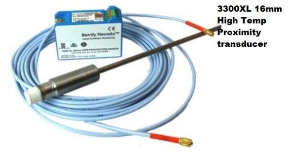 bn 3300XL 16mm proximity transducer k