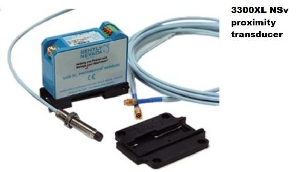 bn 3300XL NSv proximity transducer k