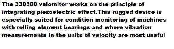 bn 330500 velomitor description k