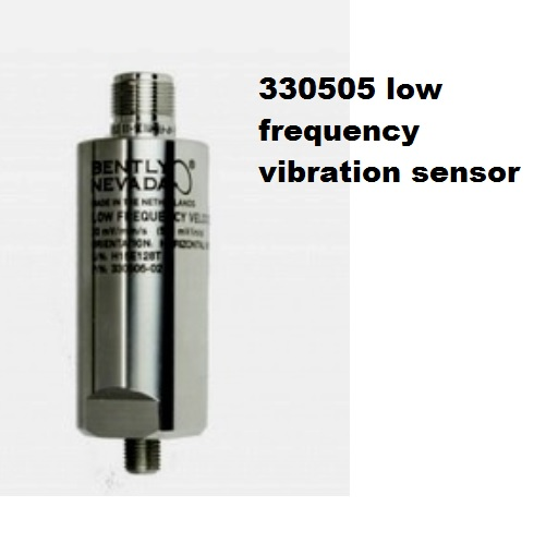 bn 330505 low fre velocity sensor k